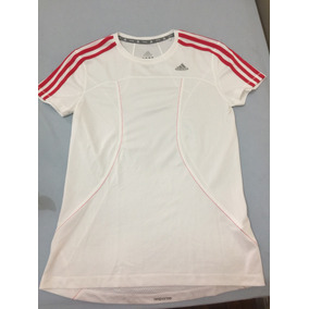 fc0c588a6b9b1 Camiseta Da Marca adidas Original Baby Look Tamanho P Barato