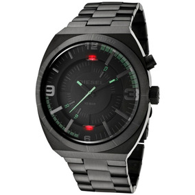 e036dcf43da Relogio Diesel Dz 1415 Preto - Relógios no Mercado Livre Brasil