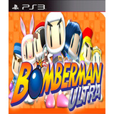 Bomberman Ultra Ps3 Digital Gcp