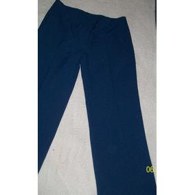 Pantalón De Vestir De Dama Talle 52 ab2a85897b57