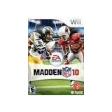 Wii Juegos Madden 10***tienda Stargus***