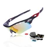 Óculos Esportivo, 5 Lentes Polarizado Frete Grátis S/juros