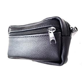 Mini Pochete De Cinto Porta Moderninha Celular 100% Couro H
