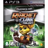 Ratchet & Clank Trilogy Ps3 Gcp