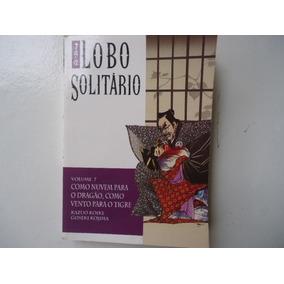 Revista Lobo Solitário Vol 7 Como Nuvem Para O Dragão
