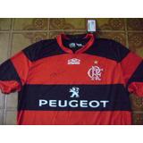 adbeca2f4c Camisa Flamengo Autografada Pelo Zico no Mercado Livre Brasil