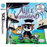Ds Alice In Wonderland
