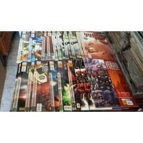 Homem De Ferro & Thor - Vários Numeros - Editora Panini