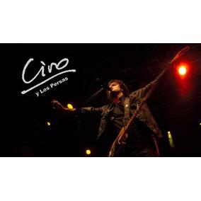 Ciro Y Los Persas Discografía Completa 5 Cd + 2 Dvd + 1 Lp