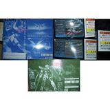 Gundam // Accesorios / 1 Y 2