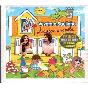 Cd Veveta E Saulinho Ivete Sangalo A Casa Amarela - Lacrado