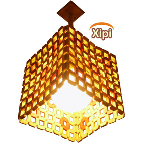 Luminária Xipi - Design Exclusivo