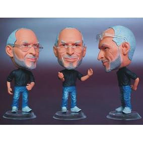 Miniatura Steve Jobs 7 Cm Perfeita Em Detalhes - Unidade