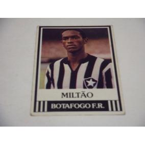 a1d76ce4a6 Ping Pong Futebol Cards China E Miltão Botafogo Rj - Coleções e ...