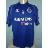 Camisa Cruzeiro Libertadores - Camisa Cruzeiro Masculina no Mercado ... 1cd15e02d715f