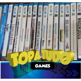 Jogos Wii U Varios Titulos Consulte Disponibilidade E Precos 51e0110f5440f