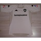 Camisa Kappa Botafogo N13 Supergasbras no Mercado Livre Brasil 4afd3049091d1