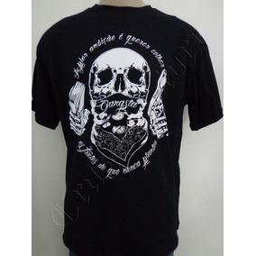 Camiseta Gangsta 41 Straight Outta Curitiba Crazzy Store. Paraná · Camiseta  Gangsta 41 Caveira Arma Dinheiro Crazzy Store bcb4b3155a5