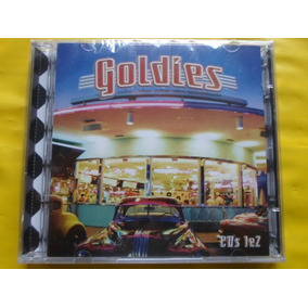 Cd Duplo Coletânea Goldies / Cds 1 E 2 / Novo