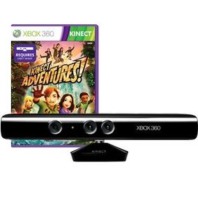 Kinect Sensor Xbox 360 Como Nuevo Impecable