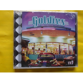 Cd Coletânea Goldies / Cd 3 / Oséas / The Platters / Novo