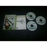 Final Fantasy Xiii Completo Xbox 360,excelente Titulo