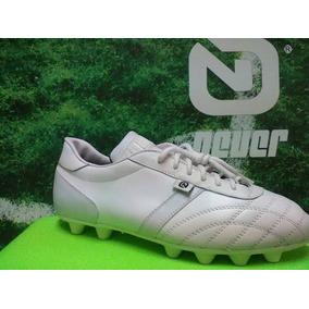 Zapatos De Futbol Manriquez Piel en Mercado Libre México e08d69472ebda