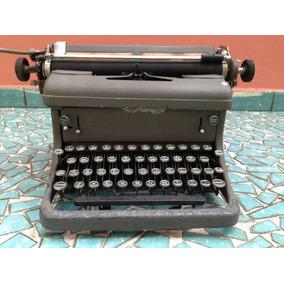 Maquina De Escrever Antiga Anos 40 Coleção