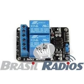 Módulo Rele 2 Canais 5v - Arduino Pic