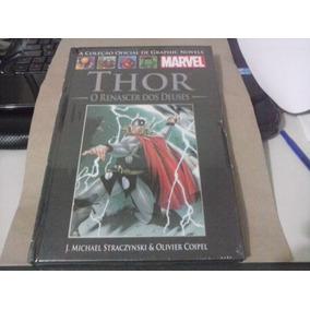 Thor - O Renascer Dos Deuses - Salvat Preta - Vol 52 Lacrado