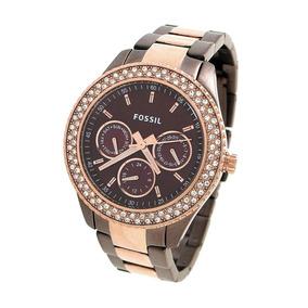 014c6f81830 Relogio Fossil Feminino Strass - Relógios De Pulso no Mercado Livre ...