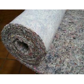 5mts Feltro Adesivado P/ Assoalho Protetor Carpete Automotiv