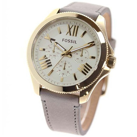 Relogio Dourado Feminino Fossil Am - Relógios De Pulso no Mercado ... e4573cdc7a