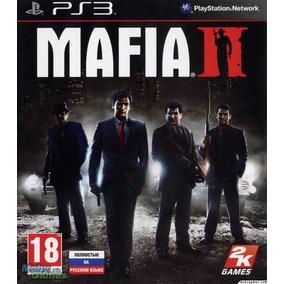 Mafia 2 , Plastation 3, Codigo Psn