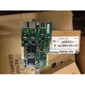 Modulo De Comunicação Dual-port Ethernet/ip 20-750 Enetr A