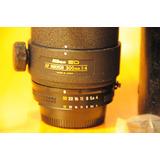 Vendo Nikon Af 300mm 1:4 Ed