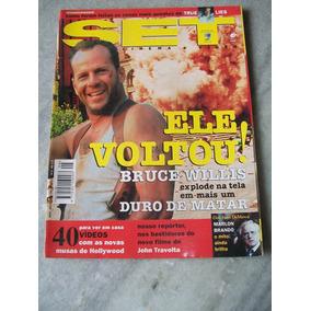 Set Nº 96 - Duro De Matar, Bruce Willis, Marlon Brando