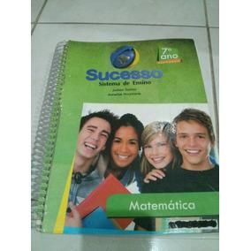 Sucesso Sistema De Ensino 7°ano - Matemática