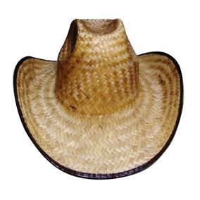 60 Sombreros Vaquero Palma Economico Batucada Fiestas Oferta