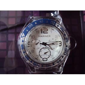 b47464cd26a Pulseira Relógio Technos Mariner - Relógios no Mercado Livre Brasil