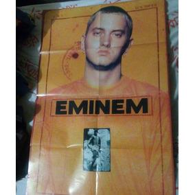 Eminem - 2 Posters Do Eminem - Posters Gigantes ( Raridade)