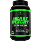 Heavy Weight Ganador De Peso Extremo