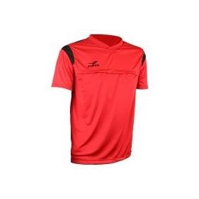 Camisa Arbitro Topper Vermelha - Calçados 484ad19f13d82