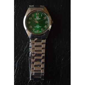 6c9ca172d76 Relógio Masculino Verde Orimet Pequeno Qualidade Classico