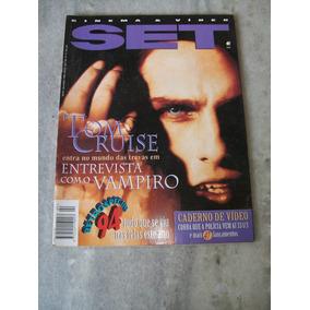 Set Nº 90*entrevista Com O Vampiro*tom Cruise*brad Pitt