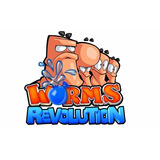 Worms Revolution Steam Pc Juego Original Cd Key Licencia