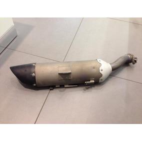 Ponteira Escapamento Yamaha R1 04 A 06 Direita
