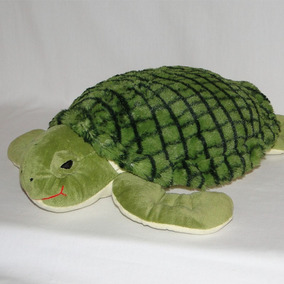 Tartaruga De Pelúcia - Verde - 32 Cm