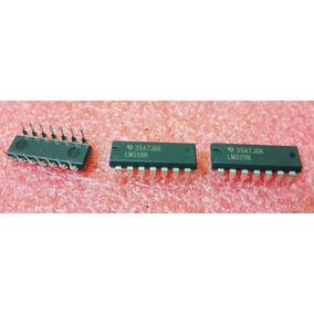 Amplificador Operacional Lm339 N Cuádruple