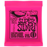 Encordado Guitarra Eléctrica Super Slinky Ernie Ball 2223